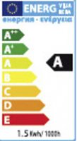LED žárovka Renkforce, G4, 1,5 W, 30 V, 30 mm, teplá bílá