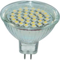 LED žárovka MR16, 8632c24a, GU5.3, 1,5 W, 12 V, 49 mm