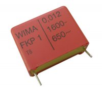 Kondenzátor impulzní 12N/1600V