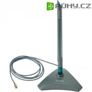 Anténa pro WiFi s magn.základnouD-Link ANT24-0501, 5 dBi, 2,4 GHz