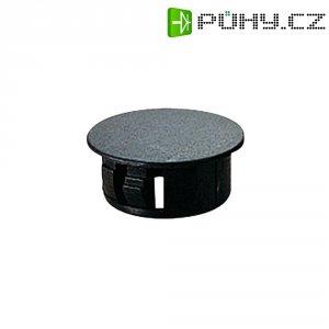 Záslepka KSS HPR13, 12,7 x 16,5 x 10,9 mm, černá