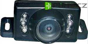 Kamera CR-052 couvací