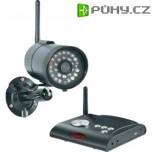 Bezdrátová venkovní kamera se 4kanálovým přijímačem, 2,4GHz, 640 x 480 px