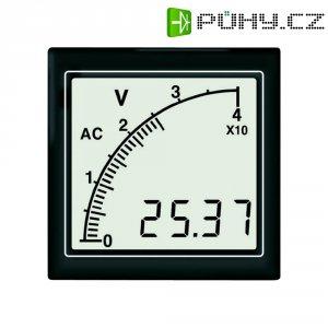AC voltmetr s bargrafem Trumeter APMACV72-TW