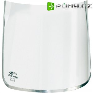 Polykarbonátové sklo pro obličejový štít Pulsafe