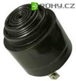 Piezoměnič, 91 dB 60 - 250V/DC/AC