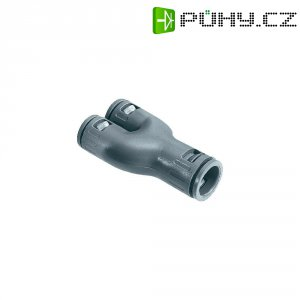 Rozdělovač hadic LappKabel KLICK-Y SILVYN® KLICK-Y 3X11, -30 - 100 °C, šedá