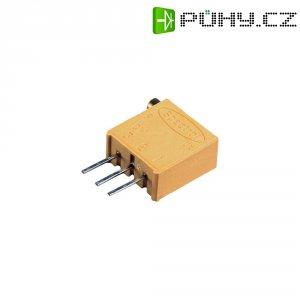 Víceotáčkový trimr Vishay 64X 2K, lineární, 0.5 W, 2 kOhm, 9000 °, 1 ks