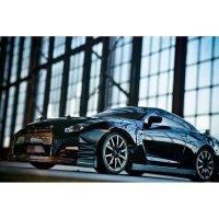 RC model EP Vaterra Nissan GTR 2012 V100-S, 1:10, 4WD, RtR 2.4 GHz