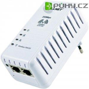Bezdrátový N300 adaptér Allnet Powerline, 200 MBit/s