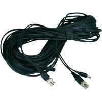 BNC prodlužovací kabel ABUS TVAC40120, BNC, DC IN ⇔ BNC, DC OUT, 20 m