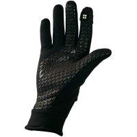 Cyklistické rukavice s integrovaným blinkrem, zimní provedení, velikost S