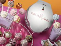Výrobník na Cake Pops Tristar SA1123, stříbrná