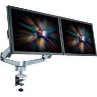 Držák monitoru Xergo SuperFlex pro 2 monitory, stolní montáž