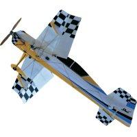 RC model letadla Dualsky YAK-54 Pro Evo Shockflyer, 800 mm, stavebnice