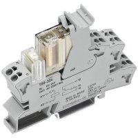 Patice s malým spínacím relé WAGO 788-528, 230 V/AC, 16 A, 1 přepínací kontakt