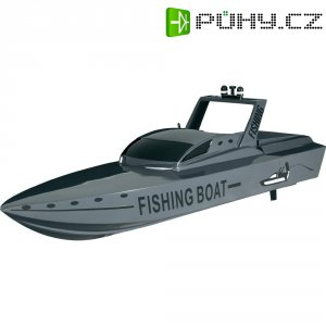 Elektro model člunu Reely Futterboot, ARR, 870 x 250 x 240 mm
