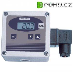 Převodník koncentrace kyslíku ve vzduchu vč. elektrody, Greisinger OXY 3690 MP,