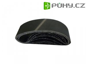 Plátno brusné nekonečný pás, 75x533mm, P100, GEKO