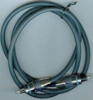 Kabel optický TOSLINK-TOSLINK 6mm/1m DOPRODEJ,