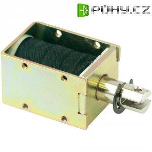 Magnet Intertec ITS-LS2924B-Z-24VDC, v plechovém třmeni