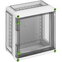 Svorkovnicová skříň polykarbonátová Spelsberg GTI 2-KT -t, (d x š x v) 320 x 320 x 179 mm, šedá