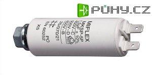 1,5uF/450V motorový kondenzátor MKSP-5P s fastony