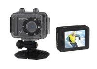 Akční Full HD kamera 1080p s vodotěsným pouzdrem DV-ACT-5001