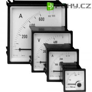 Analogové panelové měřidlo Weigel EQ96K 0-500V 500 V/AC