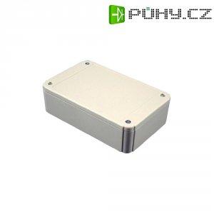 Pouzdro pro projektor IP54 Hammond Electronics, (d x š x v) 80 x 60 x 30 mm, šedá (RL6105-F)