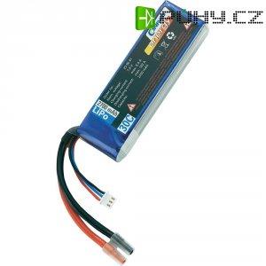 Akupack Li-Pol (modelářství) Conrad energy, 7.4 V, 2700 mAh, 30 C, otevřené kabelové koncovky