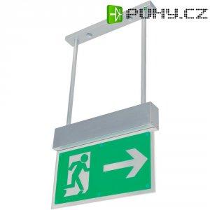 Nouzové osvětlení úniková cesta na strop L-Lux Standard, závěsné (BR 560 030)