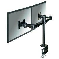 """Stolní držák na 2 monitory, 25,4 - 66 cm (10\"""" - 26\"""") NewStar FPMA-D960D, černý"""
