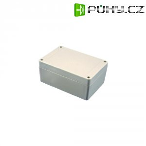 Série RP pouzder Hammond Electronics, (d x š x v) 165 x 85 x 85 mm, šedá (RP1185)