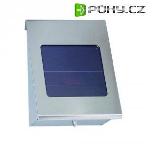 Solární LED svítidlo Esotec Shine, 102080-01, nerez