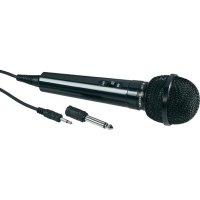 Mikrofon Karaoke, černá