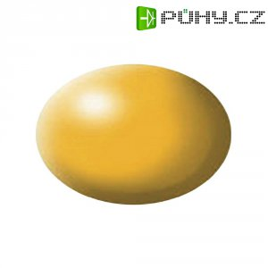 Airbrush barva Revell Aqua Color, 18 ml, sytě žlutá matná
