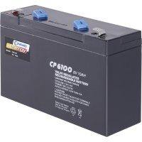 Olověný akumulátor, 6 V/10 Ah,Conrad energy