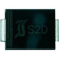 SMD dioda Diotec S2D, I(F) 2 A, U(R) 200 V