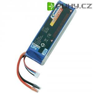 Akupack Li-Pol (modelářství) Conrad energy, 11.1 V, 4000 mAh, 30 C, otevřené kabelové koncovky