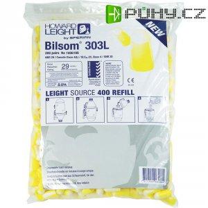Ucpávky do uší Bilsom, 303L, 33 dB, 200 párů, žlutá