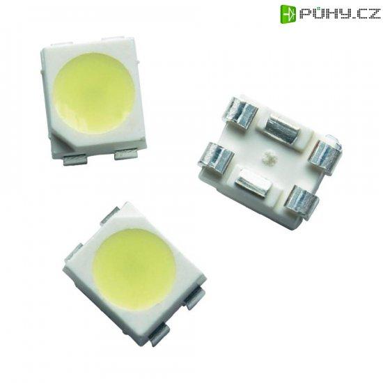 SMD LED PLCC4 Avago Technologies, ASMT-QYBC-NGJ0E, 150 mA, 3,4 V, 120 °, teplá bílá - Kliknutím na obrázek zavřete