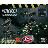 RC model Nikko SlammR, RtR