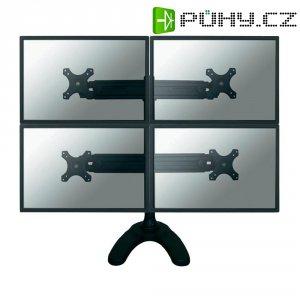 """Stolní držák na 4 monitory, 48 - 69 cm (19\"""" - 27\"""") NewStar FPMA-D700DD4, černý"""
