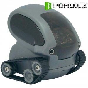 Desk Pets Tankbot DP-TB-1851-G , šedá