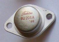 BU208A N 1500V/8A 150W TO3 Toshiba /2SD820/