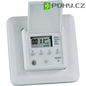 Spínací zásuvka s časovačem GEV, 006270, 400 W, IP20, digitální, týdenní
