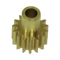 Pastorek GAUI, 15 zubů, 2,3 mm (212715)