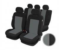 Autopotahy KRONOS Standard, šedočerné