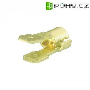 Rozbočovací faston na zástrčku Vogt 378105.60, 2,8 x 0,5 mm